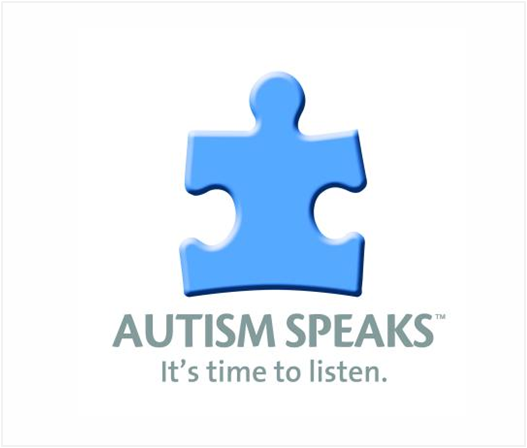 Autism Speaks 240 x 260