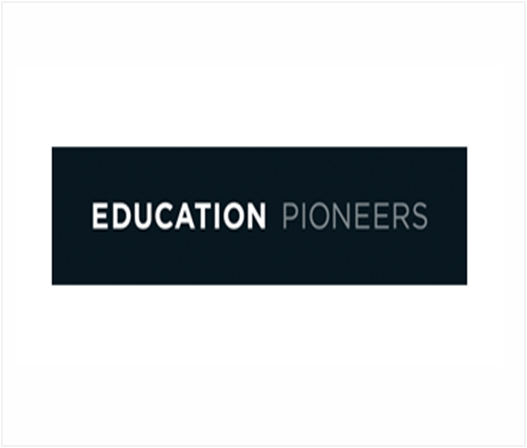 Education Pioneers 240 x 260