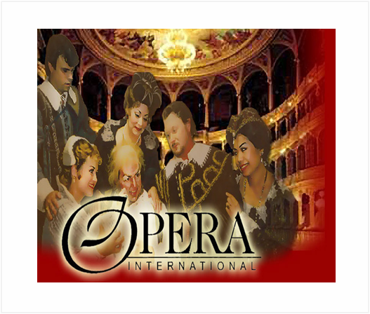 Opera International 240 x 260